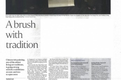 17a.The-Straits-Times-Life-Arts-06062017-A-Brush-with-Tradition